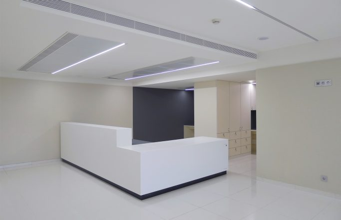 Lusíadas Hospital in Porto | Punctual Interventions