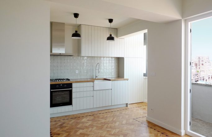 Apartment in Rua da Verónica