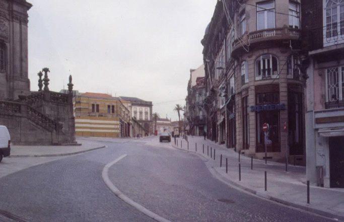 Requalificação da Baixa do Porto